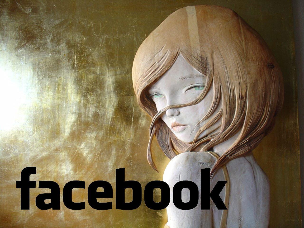 Pagina Facebook di Gianluigi Zeni, scultore trentino