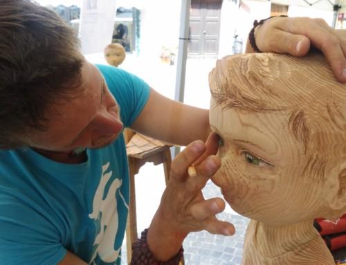 Laboratorio di Scultura a Padova dal 12 ottobre