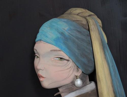 """""""La ragazza con l'orecchino di perla"""""""